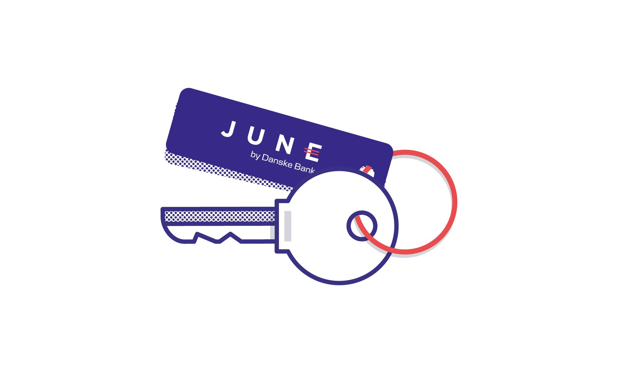 Nyt login på June.dk