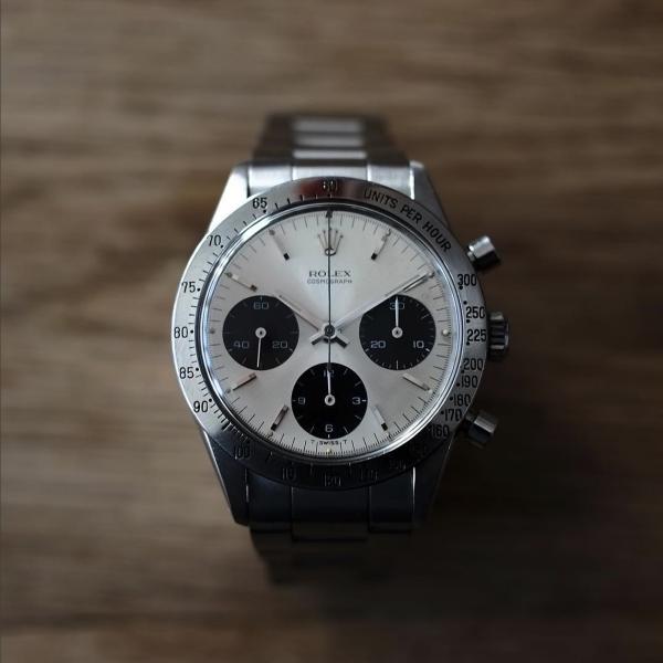 Kristian Haagen Rolex 6239 fra 1964