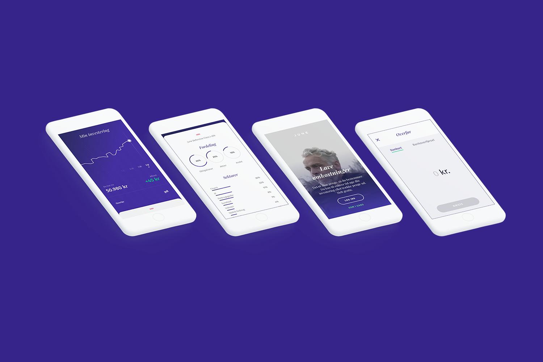 Nu er June også en app