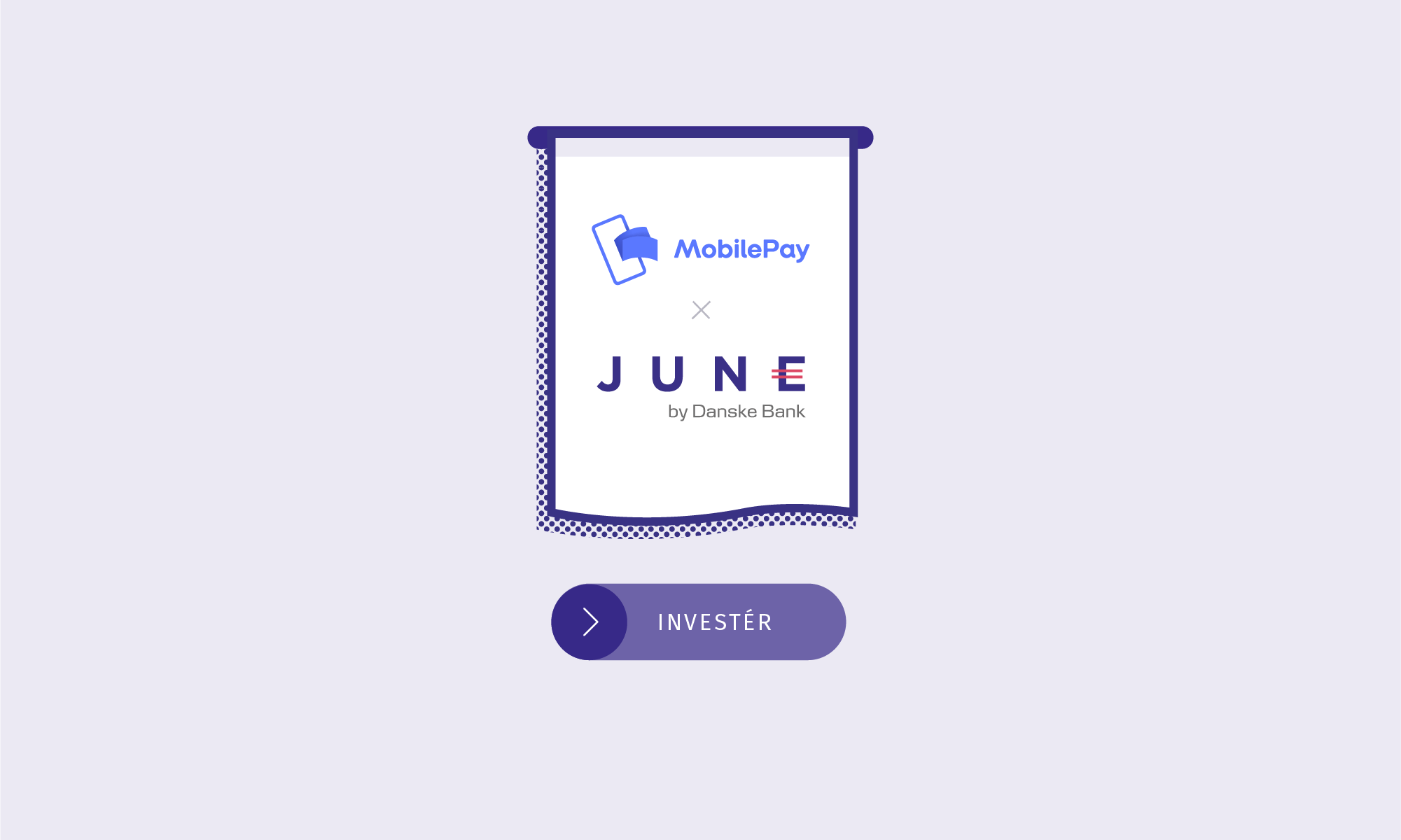 Swipe din investering i gang med MobilePay