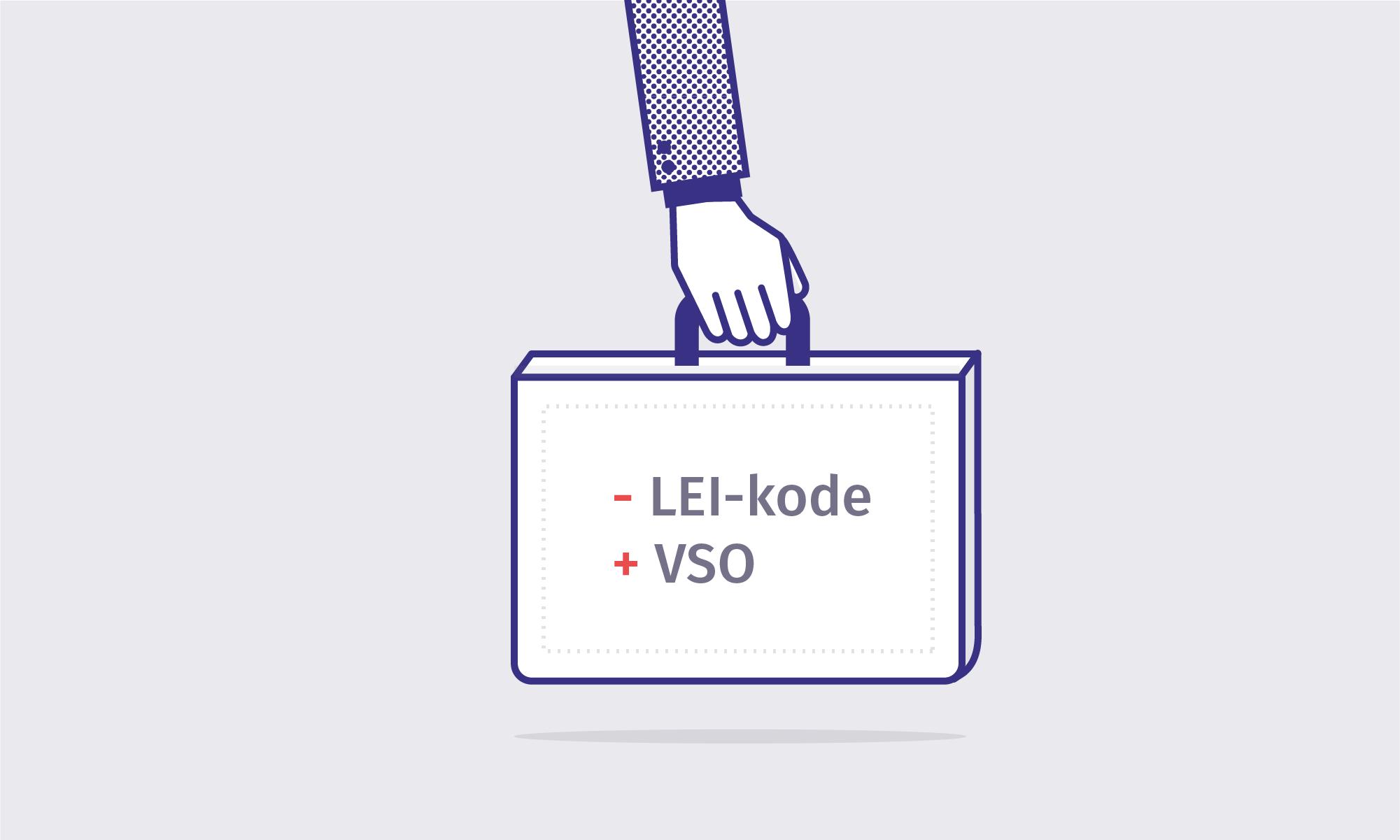 Investér for din virksomhed uden LEI-kode med June