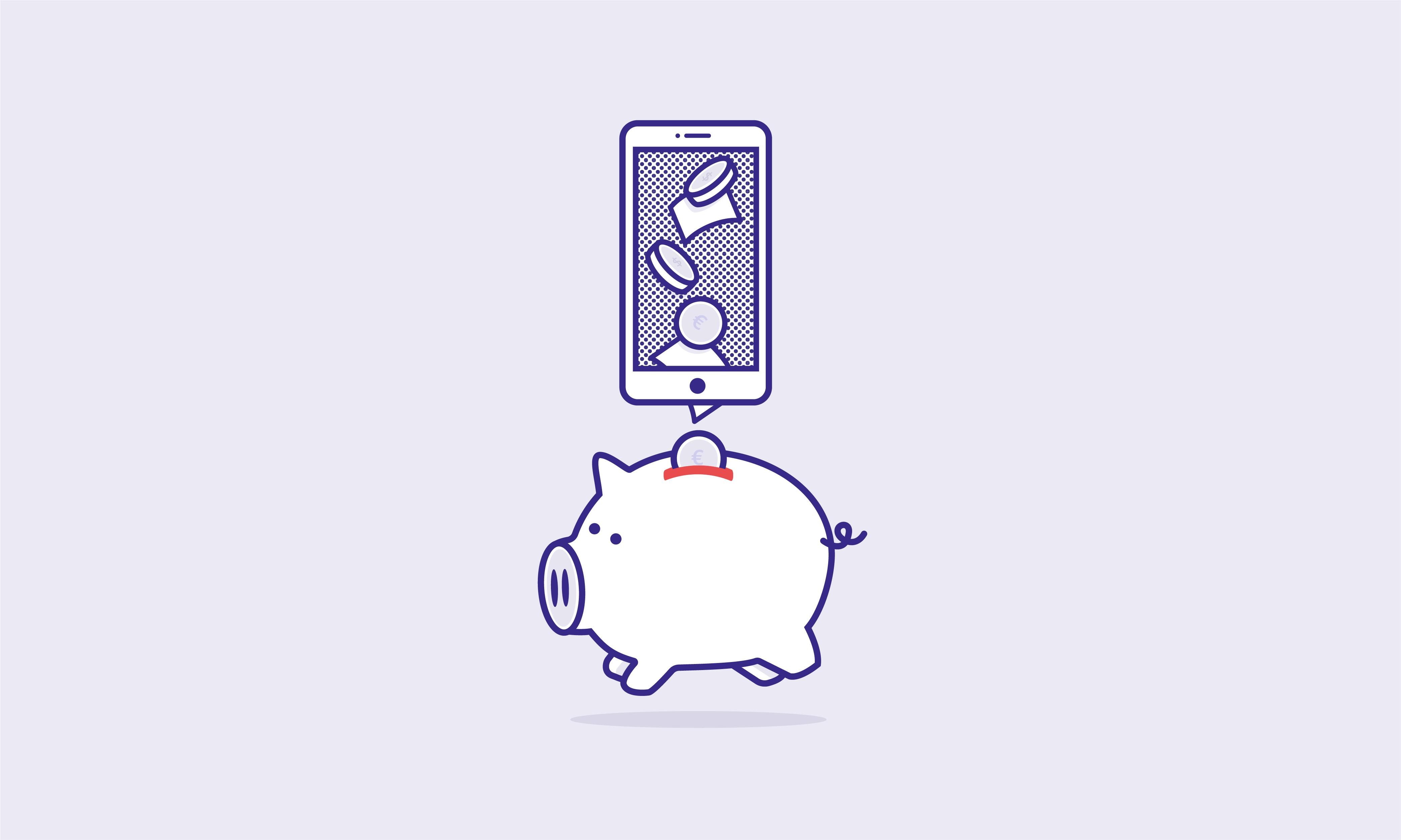 Hjælp dig selv til at investere mere med MobilePay