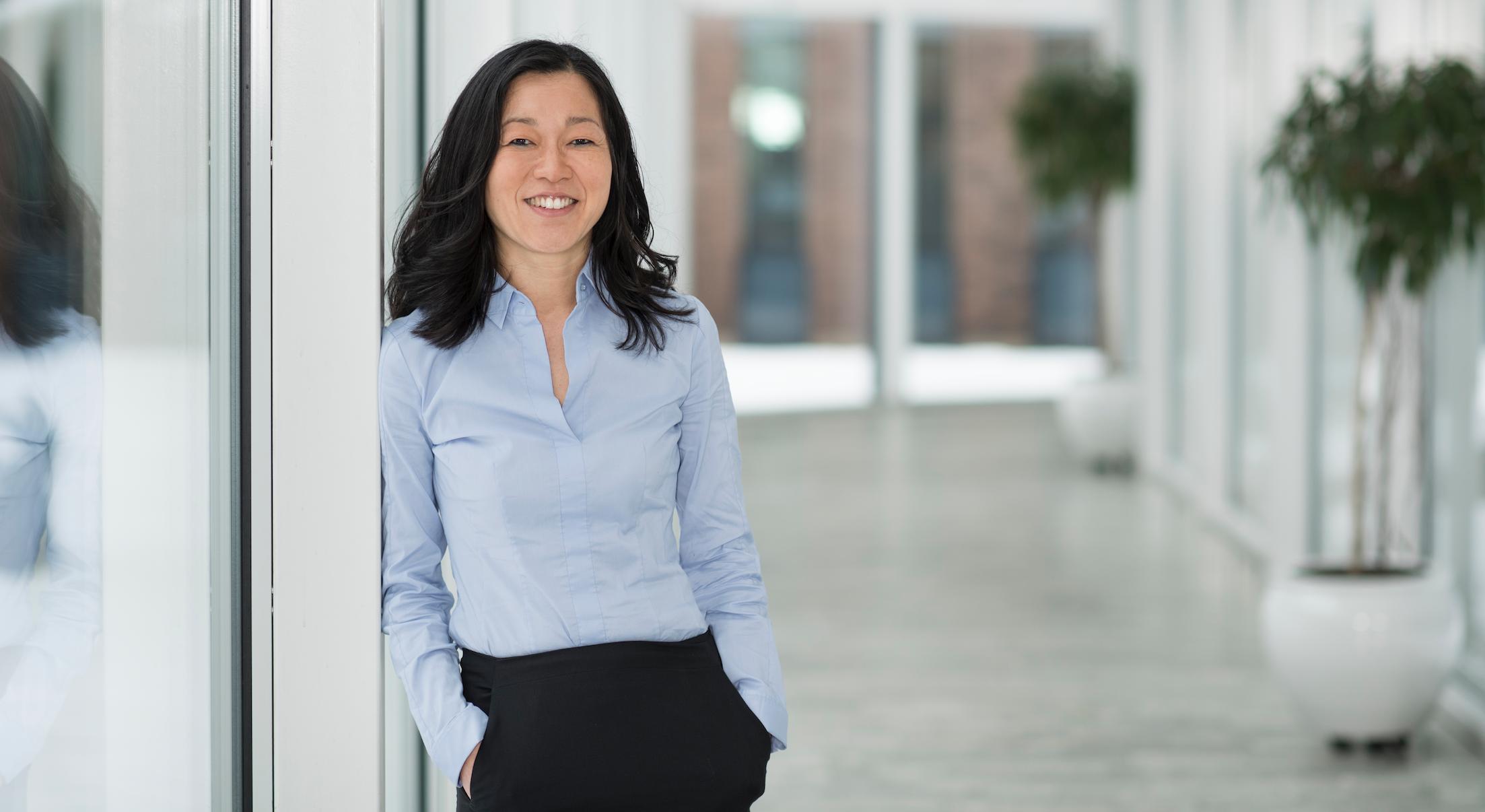 Tine Choi Danielsen, Danske Bank
