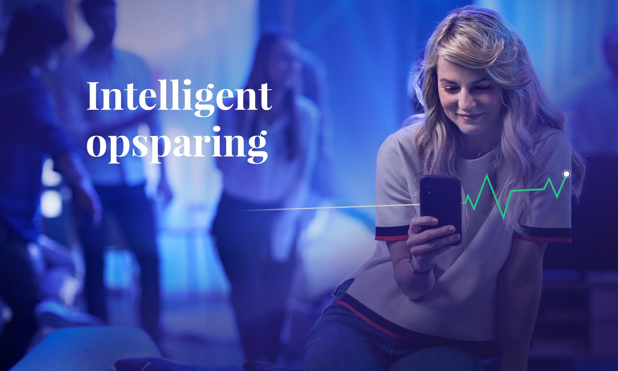 Hvad mener vi egentlig, når vi i vores nye reklame kalder June for en intelligent opsparing?