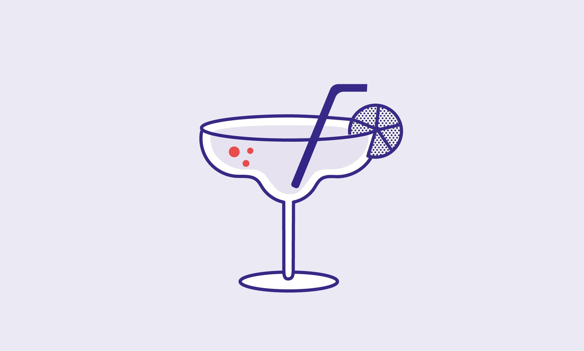 Kan man starte en investering for et par cocktails om måneden?